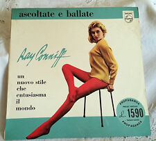 51 - RAY CONNIFF & ORCHESTRA, ASCOLTATE E BALLATE (Vinyl LP - MADE IN UK 1961)