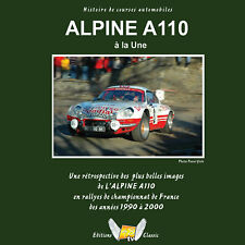 DVD Best of RENAULT Alpine A110 Rallye 1990 - 2000 France APV 48TV 60 min.