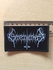 Gebrechlichkeit - Logo Aufnäher / Patch (Black Metal)