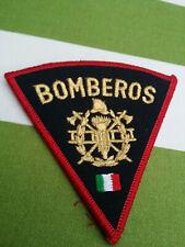 MEXICO Feuerwehr Mannschaften orig.Fire Brigade Stoffabzeichen Ärmelabzeichen