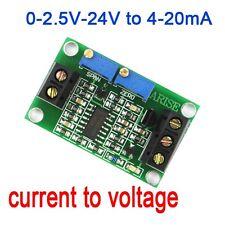 voltage to current module 0-2.5V3.3V5V10V15V24V to 4-20mA current transmitter KB