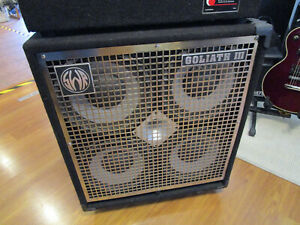 SWR Goliath 3 4x10 Cab | Local Pickup Only