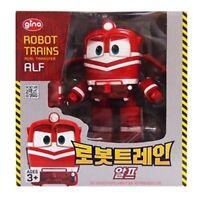 Robot Trains RT ALF Transforming Robot Figure Child Toy Korean Animation_NK