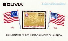 281374 / Bolivien ** MNH Block 66 ? USA