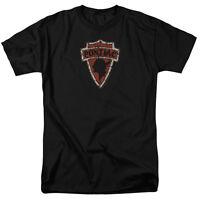 PONTIAC EARLY PONTIAC ARROWHEAD Licensed Adult Men's Graphic Tee Shirt SM-6XL