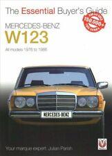 Mercedes-Benz W123 All models 1976 to 1986 by Julian Parish 9781845849269