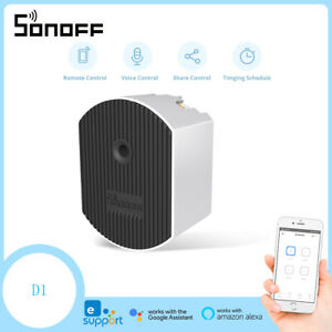 Sonoff D1 Smart Dimmer Dimmable Switch Home LED Light Adjustment Android IOS APP
