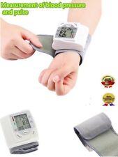 Handgelenk Digital Arm Blutdruckmesser für LCD Blutdruck Blutdruckmessgerät D
