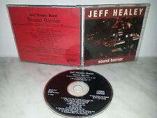 CD JEFF HEALEY - SOUND BARRIER
