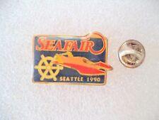 Seattle Seafair 1990 Hydroplane Race Souvenir Pinback Pin