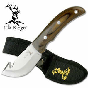 "Elk Ridge ER-108 OUTDOOR FIXED BLADE KNIFE 7"" OVERALL"
