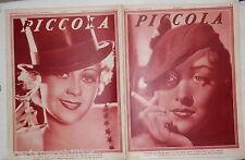 PICCOLA 18 febbraio 1936 Marian Marsh Marlene Dietrich e Gary Cooper Blondell di