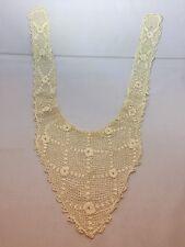 Antique Vintage Collar Ivory Lace