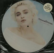 """Madonna The Look Of Love , I Know It  Uk  Limited PICTURE DISC 12"""""""