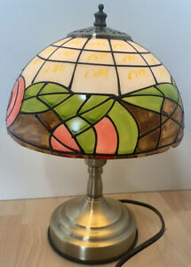 Tiffany Style Touch Table Lamp Light