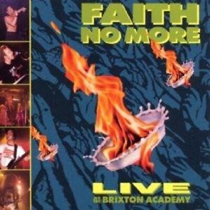 FAITH NO MORE - LIVE AT THE BRIXTON ACADEMY CD POP NEU
