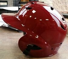 Batting Helmet NOCSAE Cert. Baseball/Softball NEW MAROON