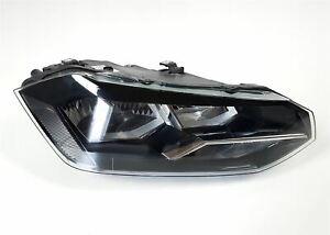 VW Polo 18- Headlight Headlamp Right Driver Off Side O/S