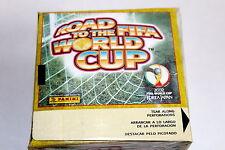 Panini ROAD TO FIFA WORLD CUP 2002 - DISPLAY BOX CAJITA 50 Tüten packets sobres