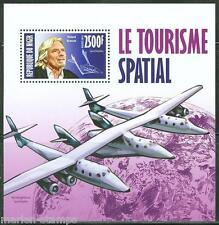 Niger 2013 45th Memorial Anniversary Yuri Gagarin Souvenir Sheet Mint Nh