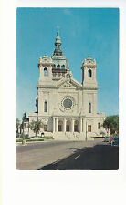 Basilica of St Mary   Minneapolis  MN    Mailed 1958   Postcard 1213