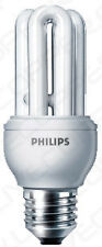 PHILIPS 8w GENIE E 27 WARM WHITE CFL ENERGY SAVER LAMP SET OF 2 pcs