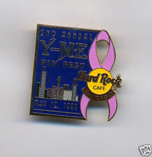 CHICAGO HARD ROCK CAFE 1999 2ND Y-ME BREAST CANCER  PIN