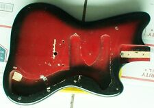 VINTAGE 1967 SILVERTONE HORNET 1450L 1452 GUITAR BODY GOOD USED CONDITION