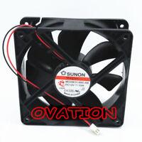 For Sunon Cooling Fan MEC0381V1-000C-A99 DC 12V 833mA 10W 120X120x38mm