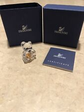 Swarovski Kris Bear From the Heart Annual edition 2007 - New in Box & Cert.