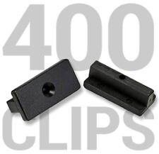 400 Composite Decking Clips Hidden Fixings T-clips Plastic Fastners Spacers
