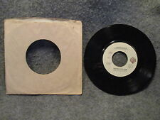 """45 RPM 7"""" Record Crystal Gayle He Is Beautiful To Me & Baby What About 7-29582"""