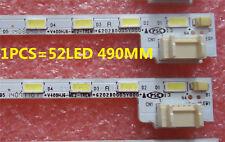 LCD-40V3A V400HJ6-LE8 LED strip V400HJ6-ME2-TREM1 TREM2 52LED 490MM for Sharp
