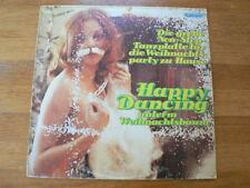 SEXY NUDE GIRL ON COVER LP HAPPY DANCING UNTERM WEIHNACHTSBAUM GARANT  5-246012