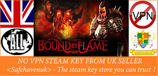 Bound By Flame Steam key NO VPN Region Free UK Seller