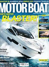Motor Boat & Yachting Magazine Vol161 #2926~May 13~Sunseeker Predator 80~Nimbus