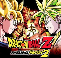 New Sealed Dragon Ball Z Supersonic Warriors 2 for the Nintendo - DS FREE SHIP