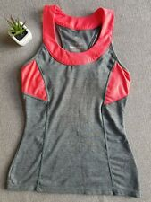 MPG Womens Athletic Workout Tank Top Size Small Racerback Hot Pink