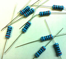 KIT RESISTENZE 1W 30 Valori 60 Pz resistori elettronica