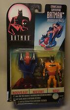 Vintage 90s Kenner Action Figur Superspion Batman OVP 1998