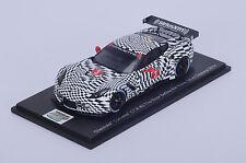 """2014 Corvette C7.R #3 """"ROAR Before the ROLEX24 At Daytona"""" 1:43 Model by Spark"""