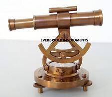 New listing Alidade Compass Brass Antique Finish Survey Instrument Item Elegant Vintage