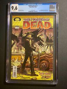 Walking Dead #1 Black Label First Print CGC 9.6 (Image Comics 2003) 3710327001