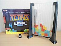Tetris Link - The Strategic Game Of Linking & Blocking Ideal - Family Fun Game
