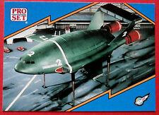 Thunderbirds PRO SET - Card #019, Thunderbird 2 - Pro Set Inc 1992