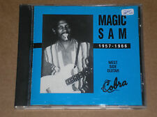 MAGIC SAM - 1957-1966 WEST SIDE GUITAR - CD