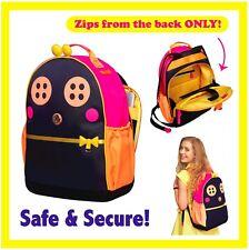"Kawaii Girls High School Backpack, 15.6"" 17"" College Business Travel Laptop Bag"