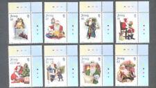 Elizabeth II (1952-Now) Seasonal, Christmas Channel Islander Regional Stamp Issues