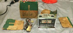 Vintage NOS 1957 Chevy Bel Air Dash Clock