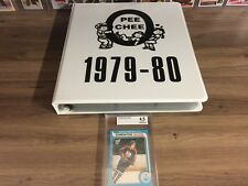 1979 80 OPC O-Pee-Chee complete set 396 ex-mt cards Gretzky Rc Rookie BVG 4.5